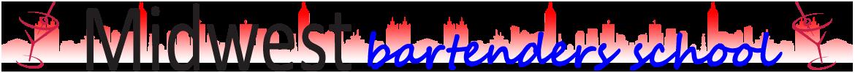 Midwest Bartenders School logo
